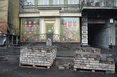 Kiev.Putsch.Easter — Foto Stock