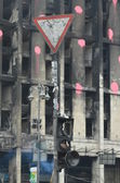 Kiev.putsch.easter — Stock fotografie