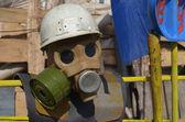 Kiev under occupation — Stock Photo