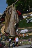Kiev onder bezetting — Stockfoto