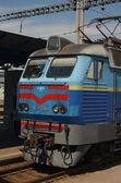 Central Railway Station.Kiev, Ukraine — Stock Photo