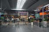Kiev.Airport — Stock Photo
