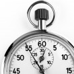 Timer stopwatch — Stock Photo