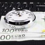 Hundred Euro — Stock Photo #13352033