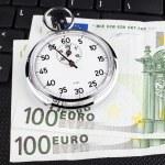 Euro Time — Stock Photo #13356068