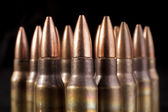 Bullets Closeup — Stock Photo