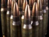 Bullets Triangle — Stock Photo