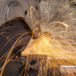 Metal Cutting — Stock Photo #35040625