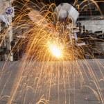 Industrial Worker — Stock Photo #35177223