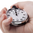 Silver Timer — Stock Photo #35408571