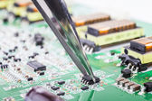 Electronic Component — Stock Photo
