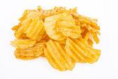 Chips Pile — Stockfoto