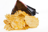 Chips in Bag — Photo