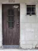 Kapı ve pencere — Stok fotoğraf