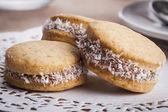 Three Cookies  — Stock Photo