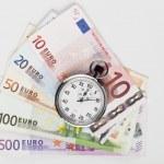Euros Time — Stock Photo #43385447