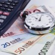 Time and Money — Stock Photo #43386181