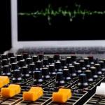 Sound  Mixer — Stock Photo #51010919