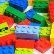 Stock Photo: Lego blocks
