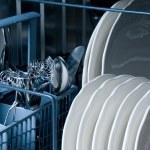 Inside a Dishwasher — Stock Photo #8938643