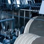Inside a Dishwasher — Stock Photo #8938678