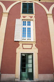 Garden of Palazzo Reale — Stock Photo