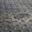 Stock Photo: Old Metal ground using by texture