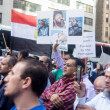 Protest massacre in Egypt funded by U.S. — Stock Photo