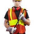 Construction Worker — Stock Photo #30067381
