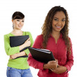 Female Students — Stock Photo #30068043