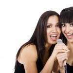 Singers — Stock Photo #30166081