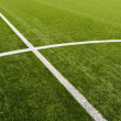 Soccer field — Stock Photo #24018011