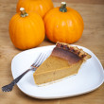 Pumpkin pie — Stock Photo #13503519