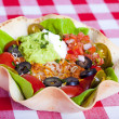 Taco salad — Stock Photo #13503828