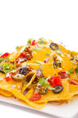Nachos — Stock Photo