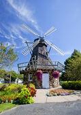 Windmill — Stok fotoğraf