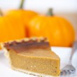 Pumpkin pie — Stock Photo #23791851
