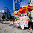 Food cart — Stock Photo #23793121