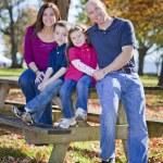 Happy family — Stock Photo #23793145