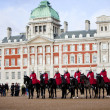 Stock Photo: Household Cavalry