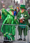 St. Patrick's Day Parade New York 2013 — Stock Photo