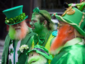 St. Patrick's Day Parade New York 2013 — ストック写真