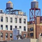 New York apartments — Stock Photo #41612651