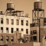 New York apartments — Stock Photo #41612663