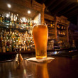 Pint of beer — Stock Photo #41615319
