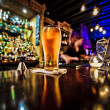 Pint of beer — Stock Photo #41616379