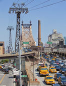 Ed Koch Queensboro — Stock Photo