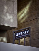 Whitney museum of American art — Stock Photo