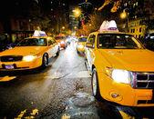 New York Cab — Stock Photo