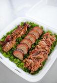 BBQ Pork butt — Stock Photo